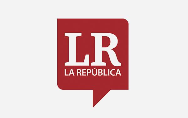 La República Colombia Logo