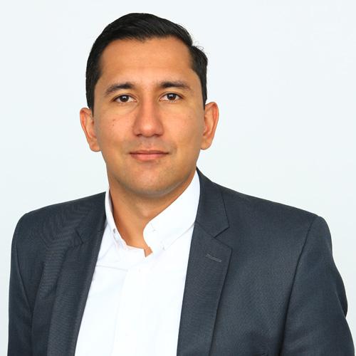 Nicolás Garzón Cushwake Colombia