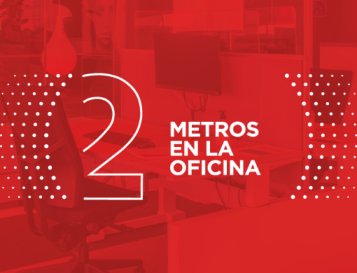 2 metros en la oficina: una solución integral para el regreso a los espacios de trabajo
